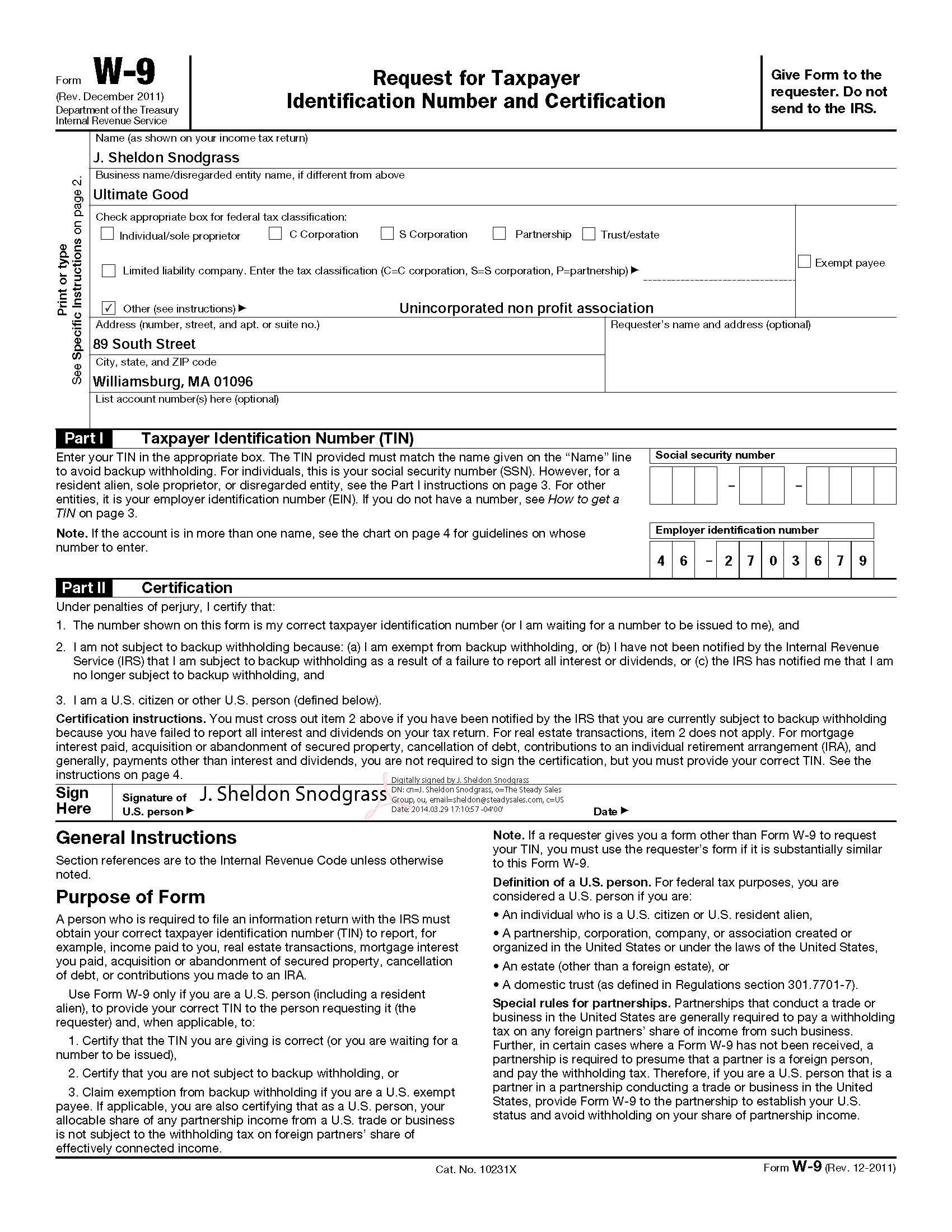 ... more on Printable irs w9 form 2016 » pdfmnet upcoming 2016 2017